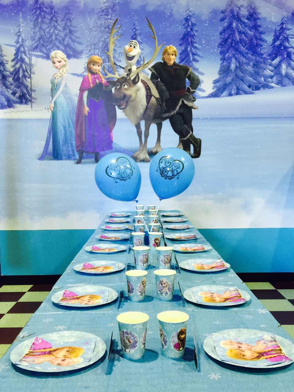 Frozen-room