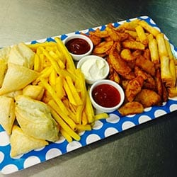 Hot Fingerfood Platter $40
