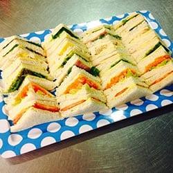 Sandwich Platter $40